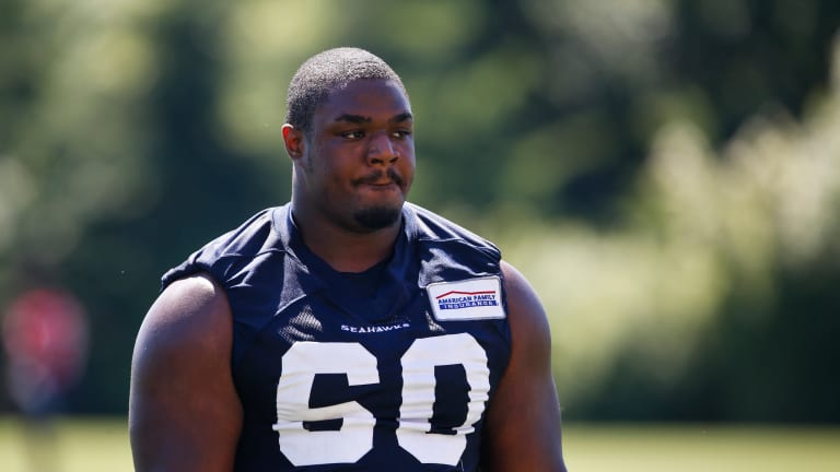 Seahawks Activate Rookie G Phil Haynes From PUP List
