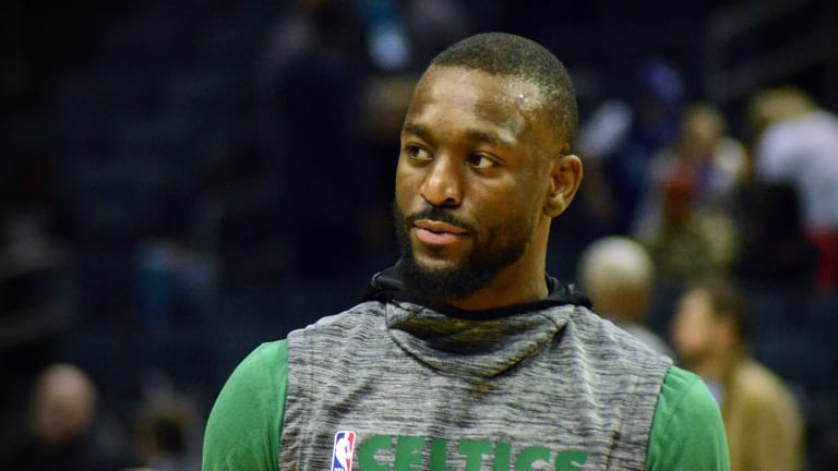 Kemba Walker gets first career ejection