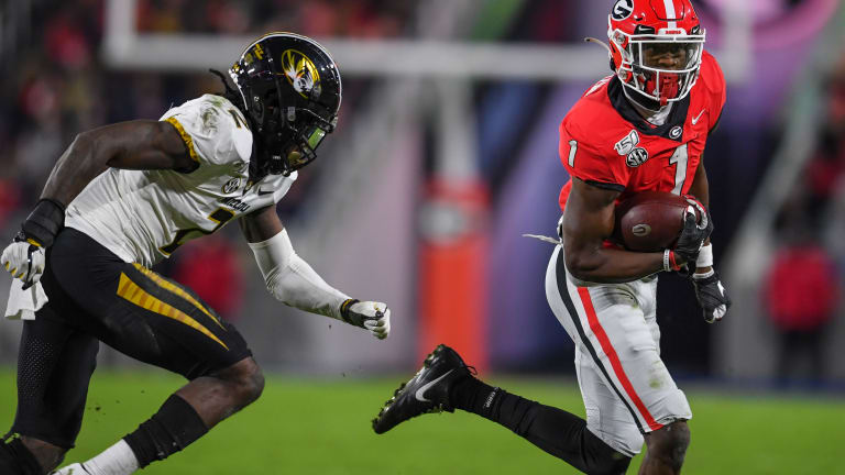 POSTGAME: Georgia Defense Proves to Be Too Much for Missouri Tigers