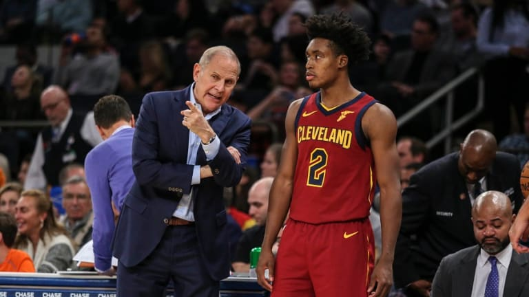 Report: Cavs Players 'Drowning Out' Beilein and College Atmosphere