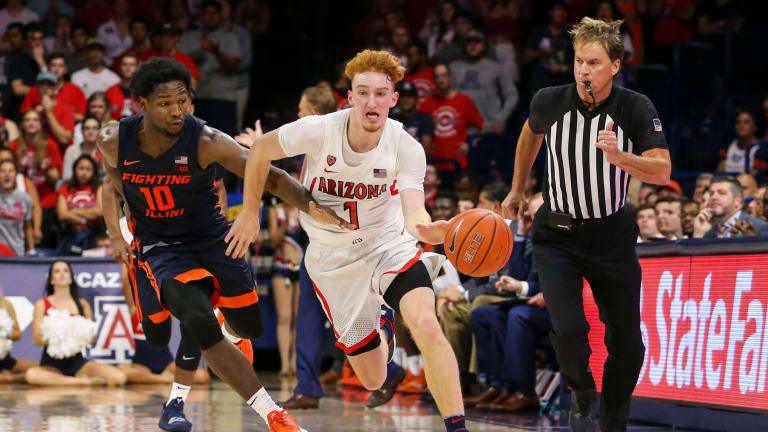Arizona clinging on to national ranking as Pac-12 play begins this week