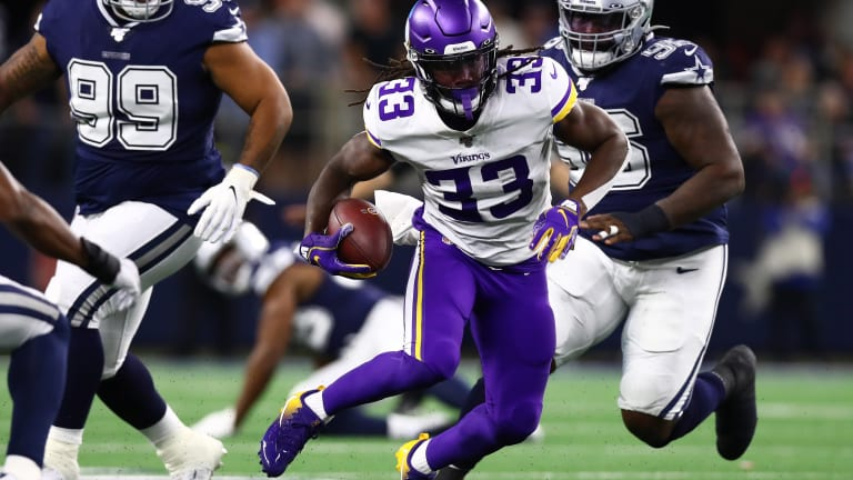 Dalvin Cook is On a Historic Pace Through Ten Games in 2019