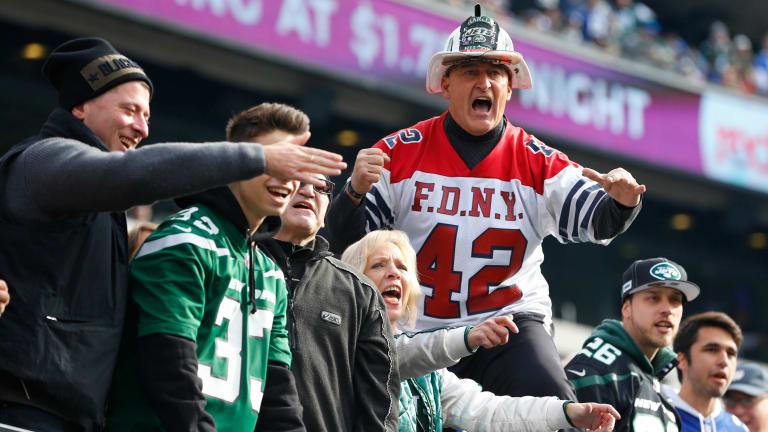 'Fireman Ed' Endorses Adam Gase to Return in 2020, Understands Jets Fan Anger