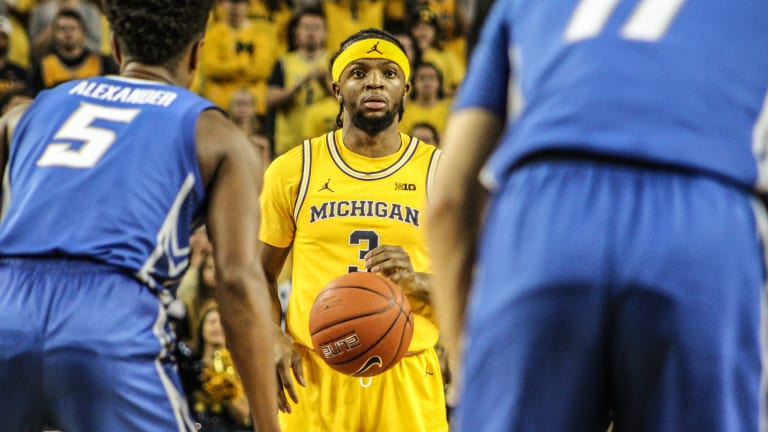 Michigan Basketball Opponent Tracker: Tough Road Ahead for Wolverines