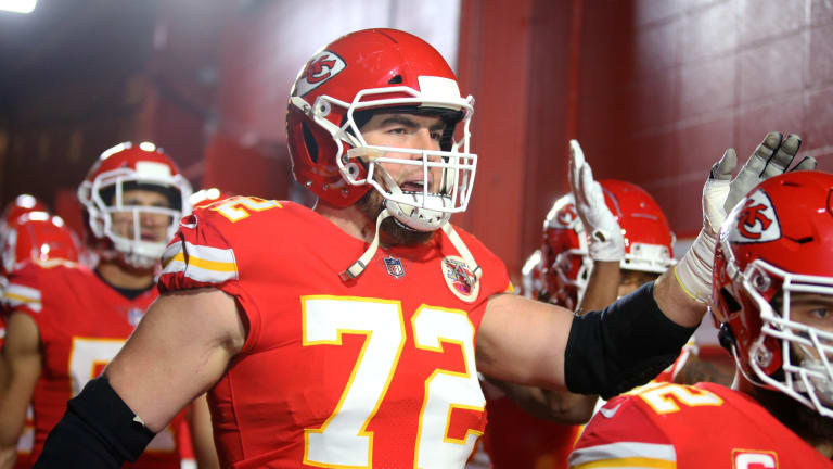 Eric Fisher, Laurent Duvernay-Tardif Set for Return to Chiefs Lineup