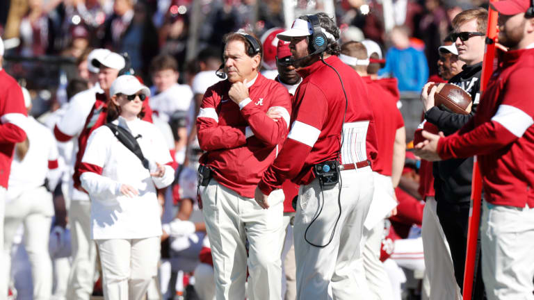 Report: Three More Alabama Football Players Test Positive for COVID-19