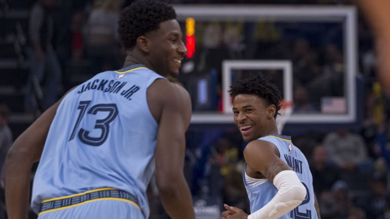 Two-Main Game: Grizz Two Young Stars Shined In Spite Of Tough Loss To Lakers - More To Come?