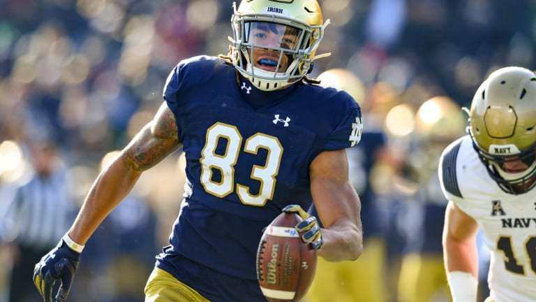 Matchups The Notre Dame Offense Must Win