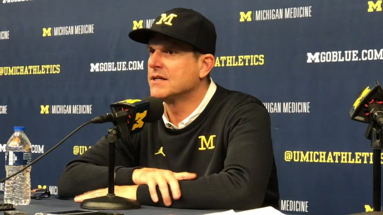 5 Most Important Quotes From Jim Harbaugh's Press Conference