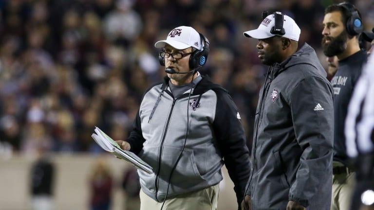 Fisher Praises Oklahoma State Before Texas Bowl