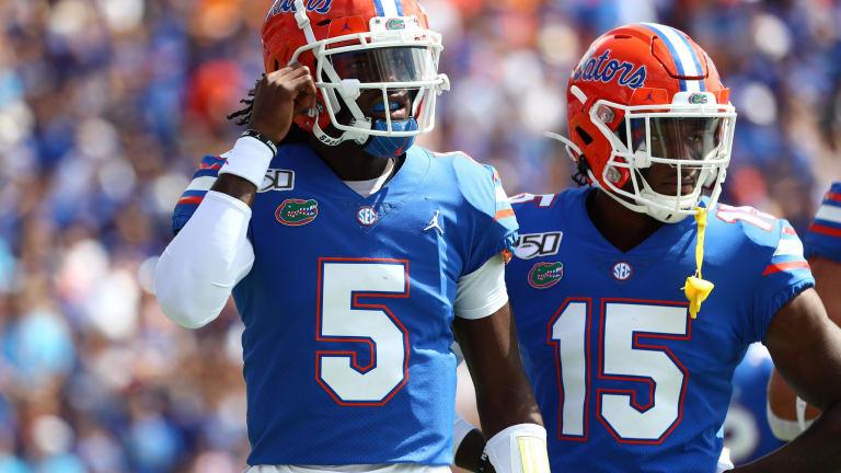 Five Underclass Cornerstones of the Florida Gators Football Roster