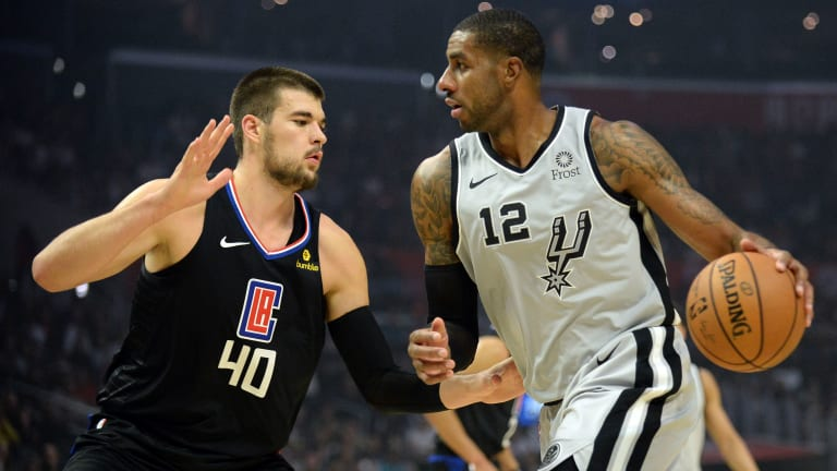 Clippers vs. Spurs Game Notes