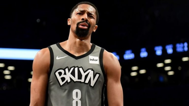 Spencer Dinwiddie is Defiant While His NBA Contract Escalates a Feud