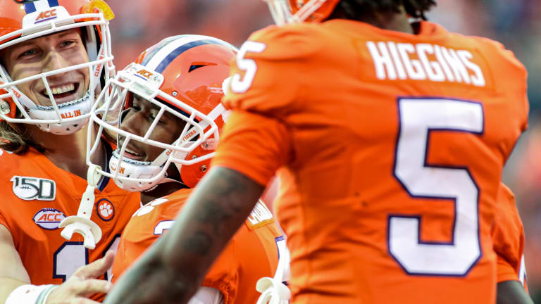 Clemson and South Carolina: 'It's 365 days. It's Divided Families'