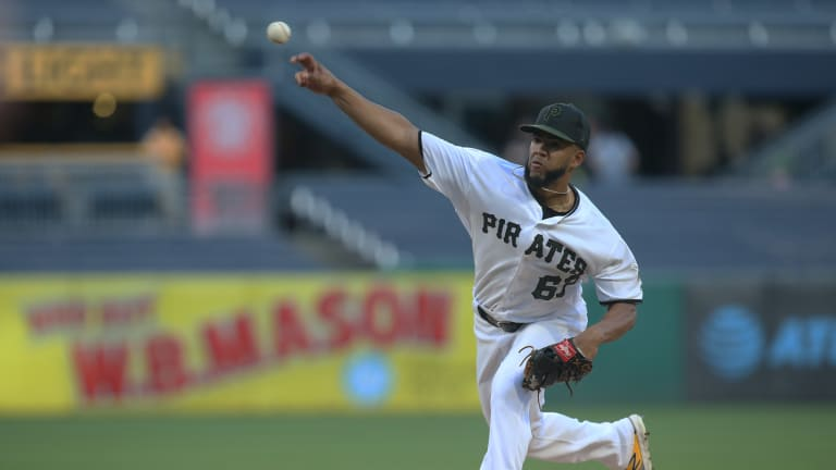 Pirates Protect Five from Rule 5 Draft - Expose Marvel, DFA Agrazal