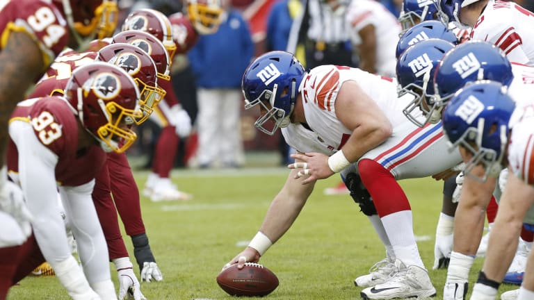 How the Giants Offensive Line Additions Will Ultimately Help Their Salary Cap