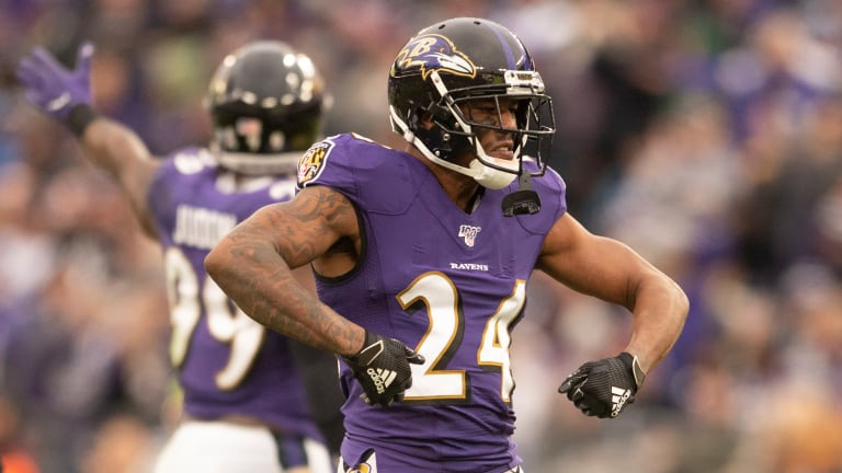 Marcus Peters Focused on Victory, Not Homecoming against Rams