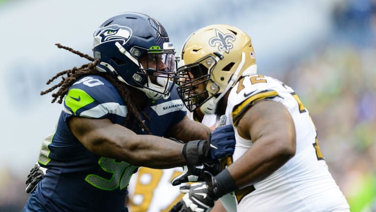Seahawks Counting on Jadeveon Clowney to Play Against Vikings