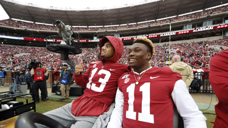 Tua Watch: What Will Tagovailoa be Doing During Iron Bowl Week?