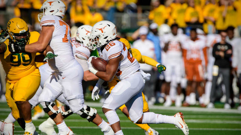 Texas Football: DeMarvion Overshown and Keaontay Ingram Will Both Get MRIs