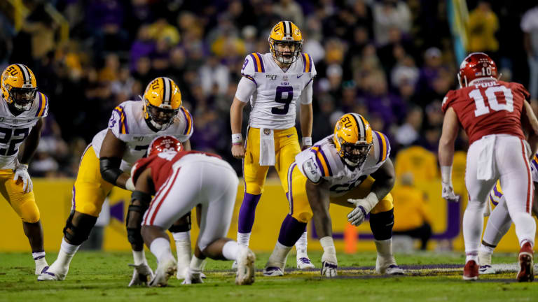 Video: LSU Players React to Locking Up SEC West with Win Over Arkansas