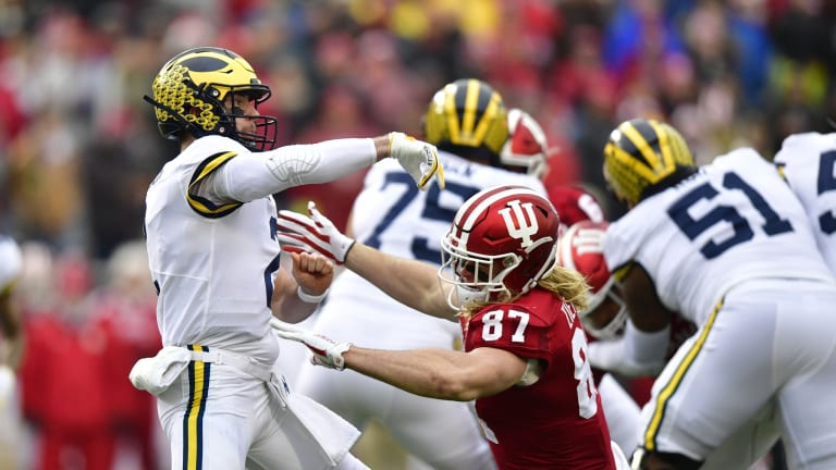 Reactions & Analysis: Michigan, Patterson Exploit Indiana Defense