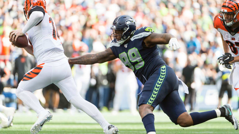 Seahawks X-Factors Who Could Make a Difference in Week 12
