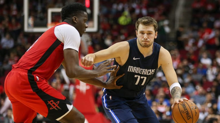 Rockets Defensive Woes Return in Blowout Loss to Mavericks