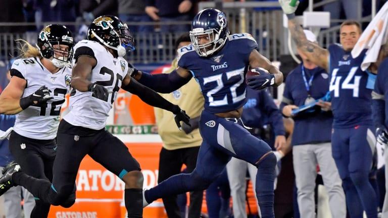 Titans Ride Third-Quarter Scoring Surge to Rout of Jaguars