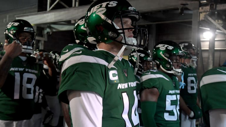 'Next Man' Jets Went Out and Got Their Signature Win