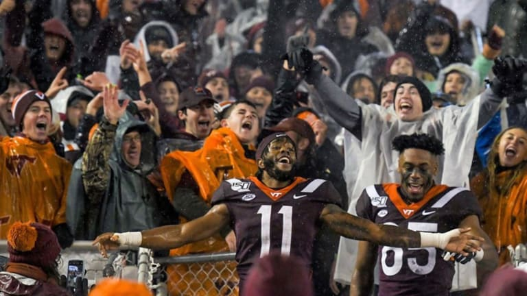 4 Biggest Things We Learned About Virginia Tech After Hokies Embarrass Pitt To Inch Closer To ACC Title Game
