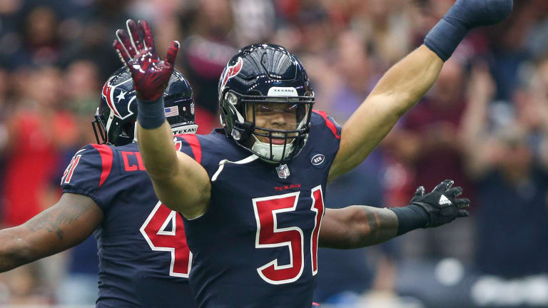 """Texans Update: Bill O'Brien Calls It a """"Tough Thing"""" To Lose Linebacker Dylan Cole for the Season"""