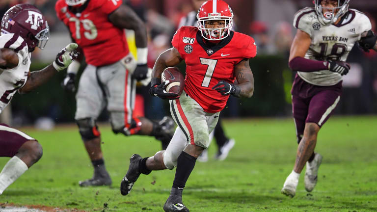 CFP Rankings Prediction: Can Georgia Stay at Four Spot?