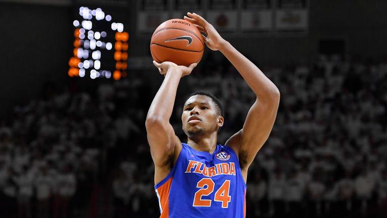 Florida Basketball Re-Enters AP Top 25