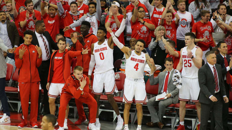 Ohio State Repels Kent State Comeback in 71-52 Victory