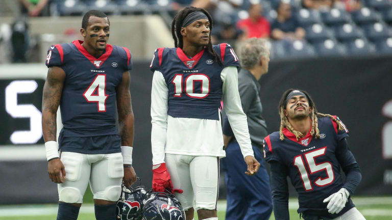 """Bill Belichick Says the Texans' Offense is One That """"Scares You To Death"""""""