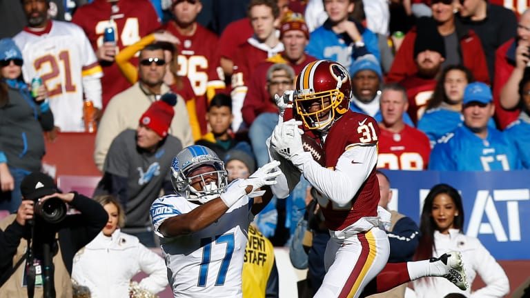 Redskins Rewind - Quick Hits & Observations from Lions Win!