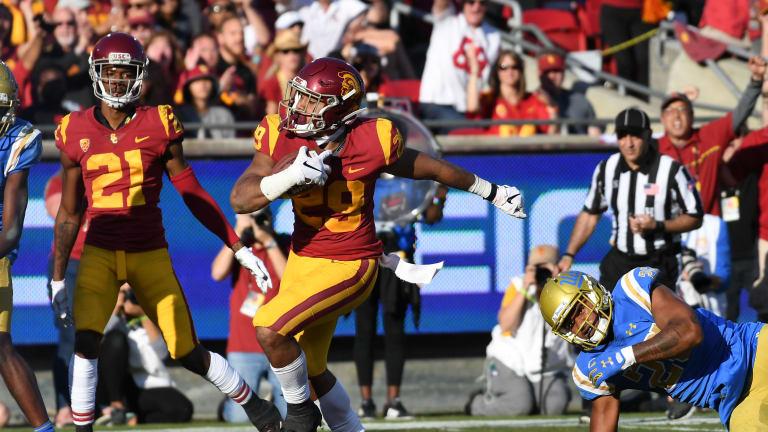 USC Will Have 'A Dangerous Backfield' in 2020