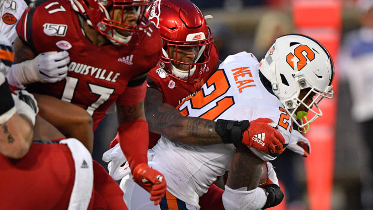 Cardinals tasked with Kentucky rushing attack