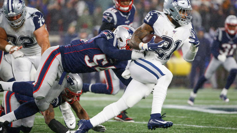 Patriots-Cowboys Was Most Watched NFL Regular Season Game Since '07