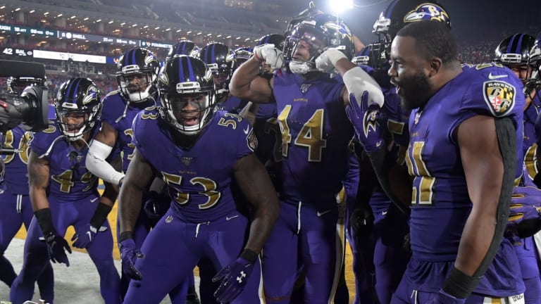 Ravens Report Card vs. Rams
