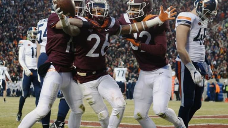 20 Stats Virginia Tech Football Fans Should Be Thankful For Ahead Of ACC Coastal Showdown With Virginia