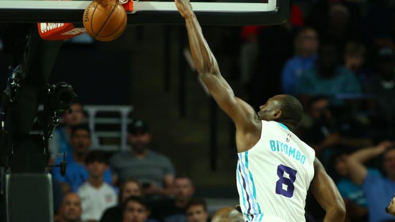 Hornets pre-game notes: Cody Zeller out vs. Pistons