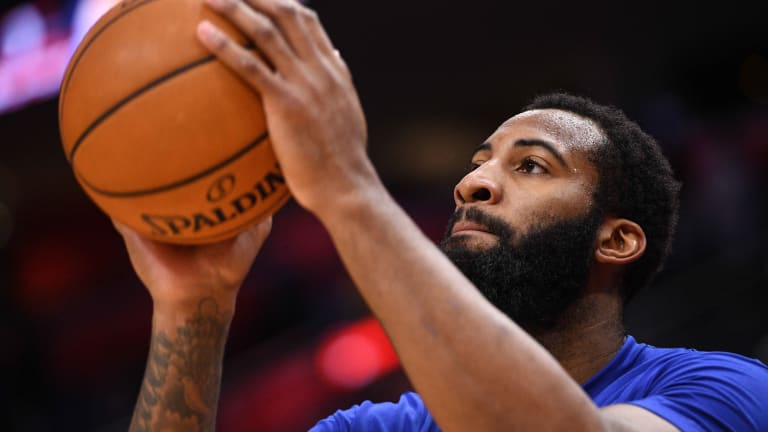 Andre Drummond to Hornets rumors don't make sense
