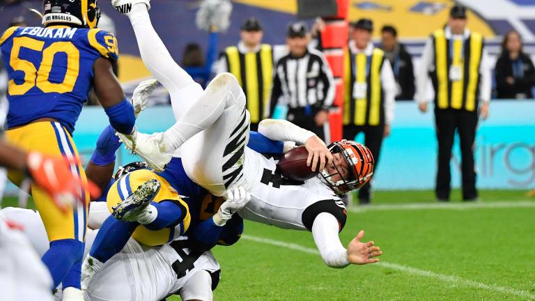 Jets Surging Defense On Andy Dalton's Mind
