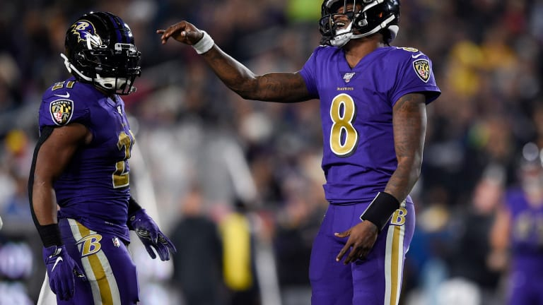 Ravens Face Toughest Test against 49ers' Front Seven