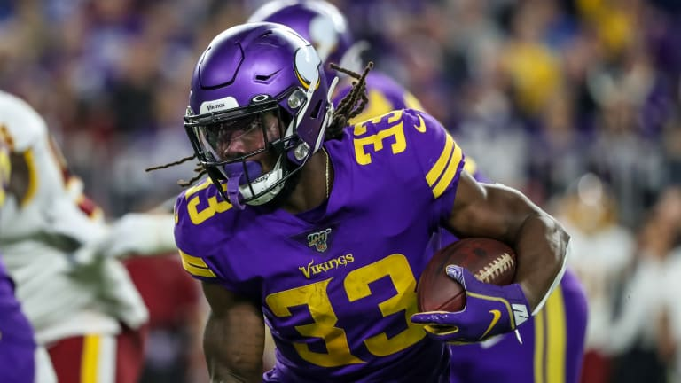 """Vikings Injury Report: Dalvin Cook, Adam Thielen Among Seven Starters Listed As """"Limited"""""""