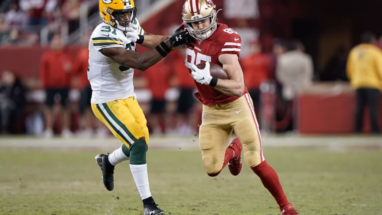 Five 49ers to Watch Against the Ravens