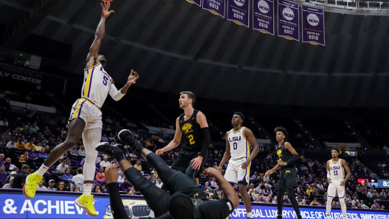 Video: LSU Basketball Players Recap Jamaica Trip and Talk Missouri State