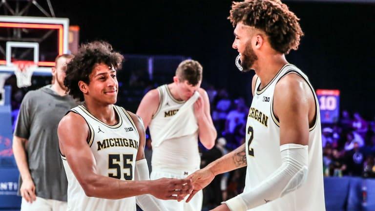 Chris Young Breaks Down Michigan Basketball's Big Wins, Talks Future Potential
